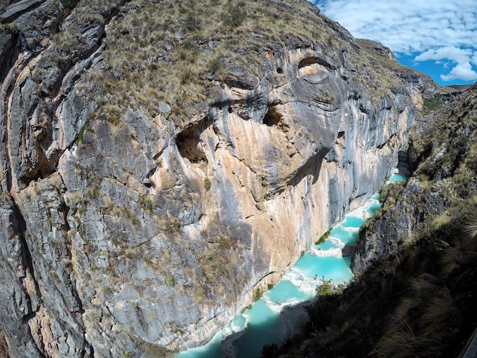 Millpu y sus piscinas naturales que te encantarán