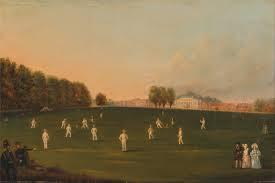 History of Cricket sport