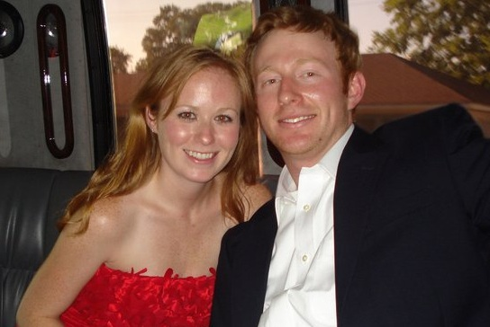 Two gingers dating