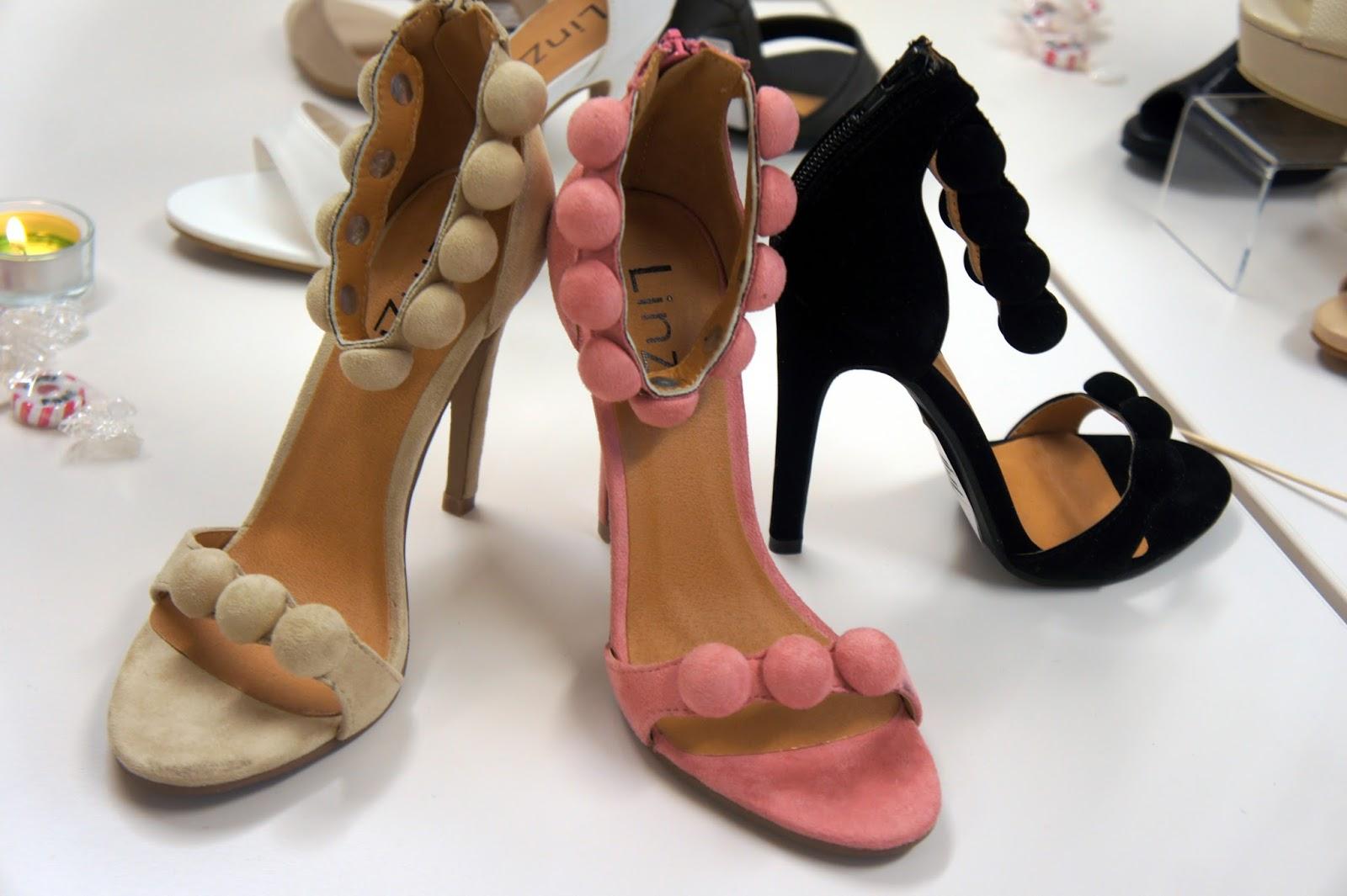 Linzi Shoes Press Day   Zeena Xena