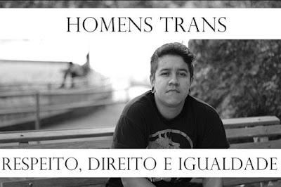 Homens Trans: Respeito, Direito e Igualdade (2015)
