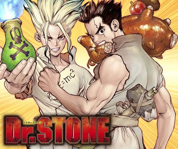 Dr. Stone manga