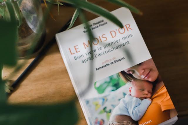livre à lire future maman maternité