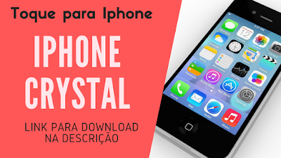iphone crystal -(Toque para Iphone)