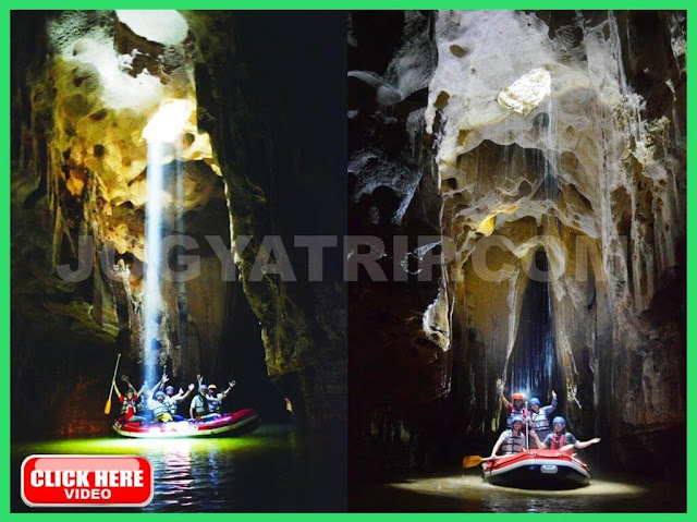 JOGJA TRIP TRAVEL TO TANDING CAVE