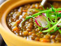 Spanish-Style Vegan Lentil Stew