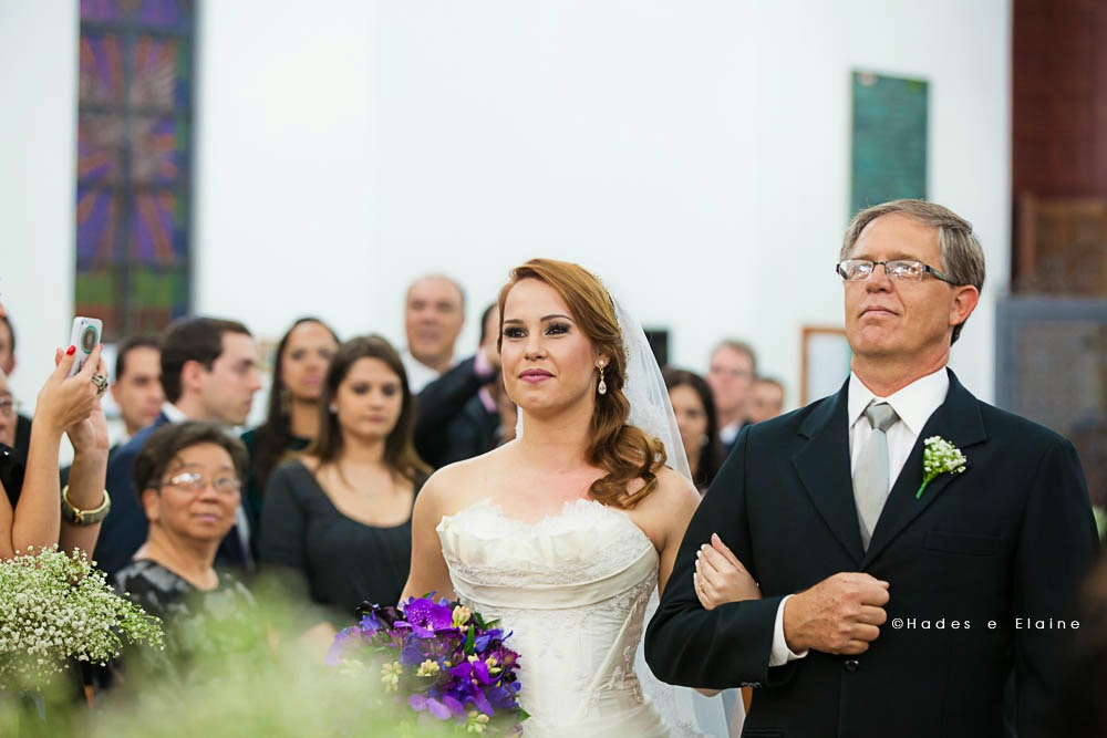 cerimônia - noiva - entrada da noiva