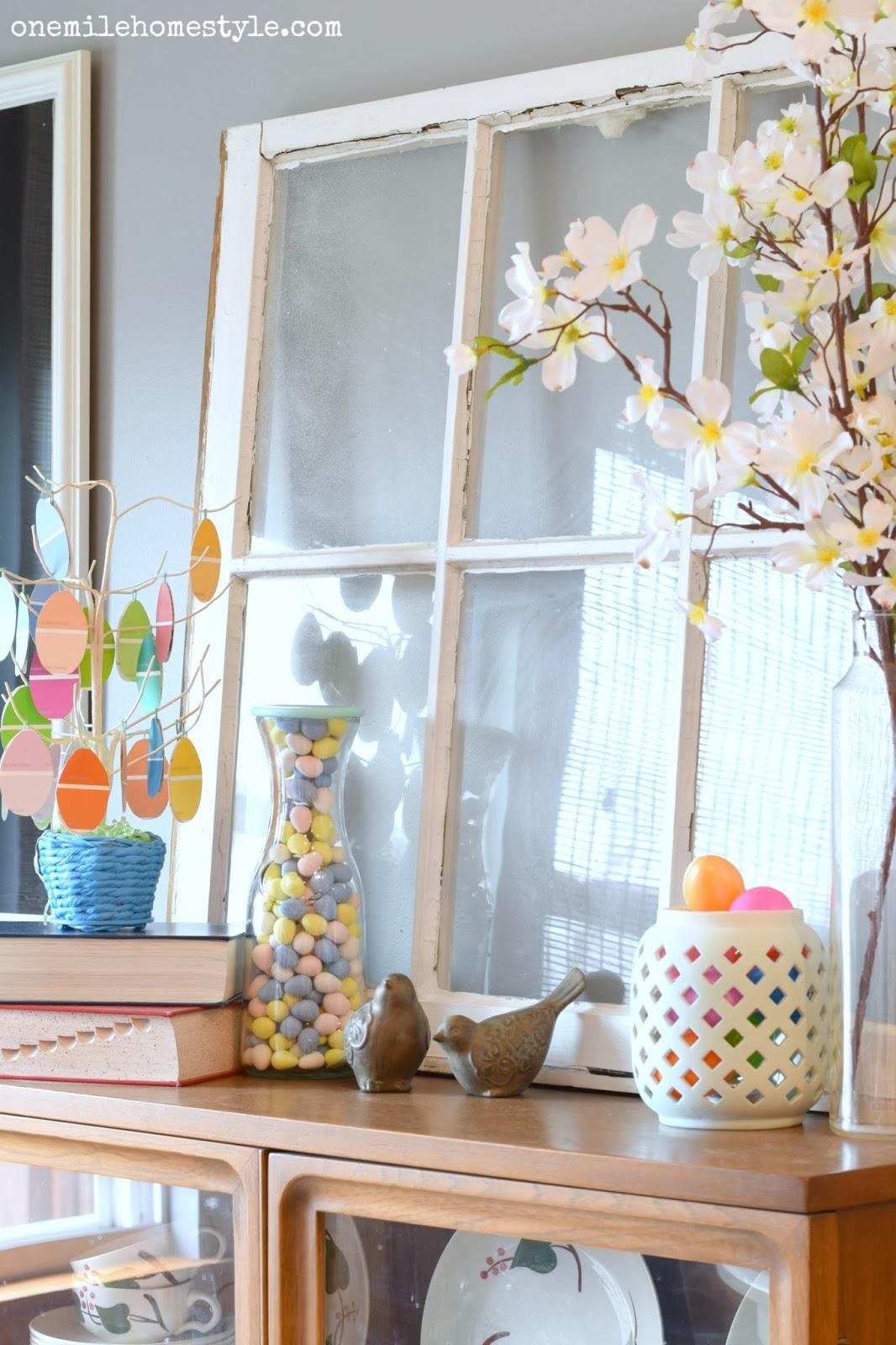 Simple Beautiful Easter Decor