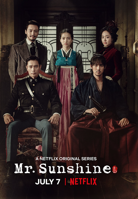 Drama Review : Mr Sunshine (2018)