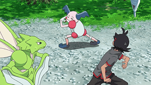 Pokemon (2019) Episodio 07