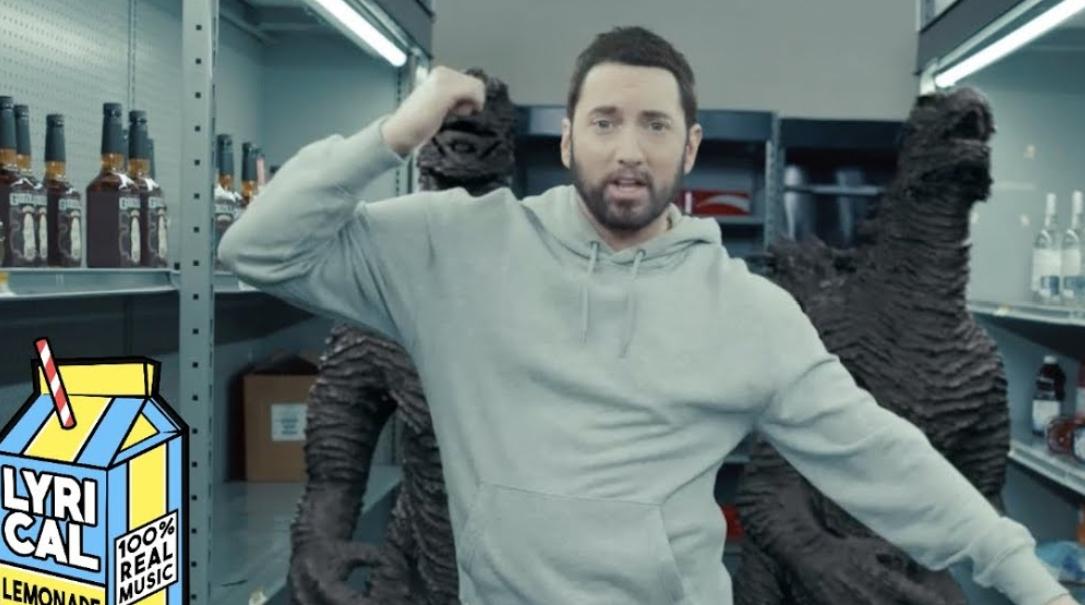 Godzilla Lyrics - Eminem - Download Video or MP3 Song