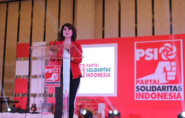 Sebut Partai Nasionalis Gadungan, Grace PSI Dinilai Sindir PDIP