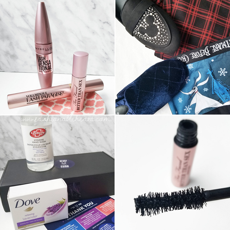 bblogger, bbloggers, bbloggerca, bbloggersca, canadian beauty bloggers, beauty blog, instamonth, instagram roundup, mascara, dove bar, torrid haul, too faced, better than sex, loreal lash paradise, maybelline, lash sensational