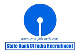 SBI Executive Recruitment 2020
