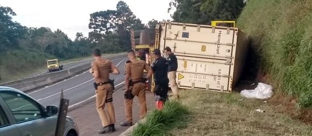 Mauá da Serra-Saqueadores  de cargas voltam a agir na Serra do Cadeado