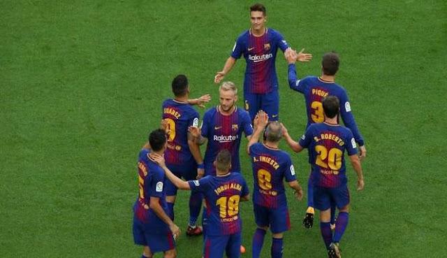 Klasemen LaLiga: Barcelona Kian Kokoh di Posisi Teratas