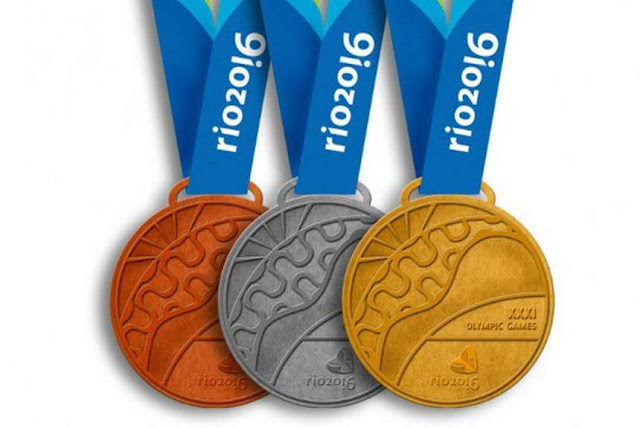 Juegos Olímpicos Río de Janeiro 2016 - Medallero
