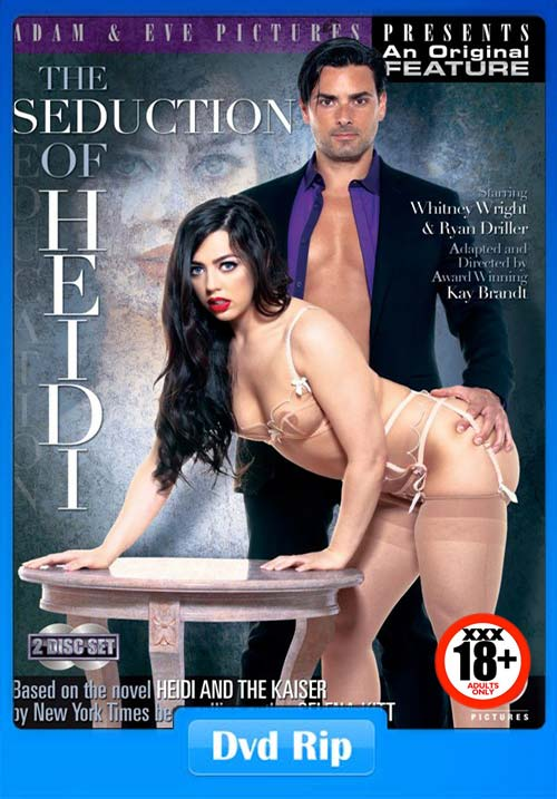 [18+] The Seduction of Heidi DiSC2 2018 XXX DVDRip x264