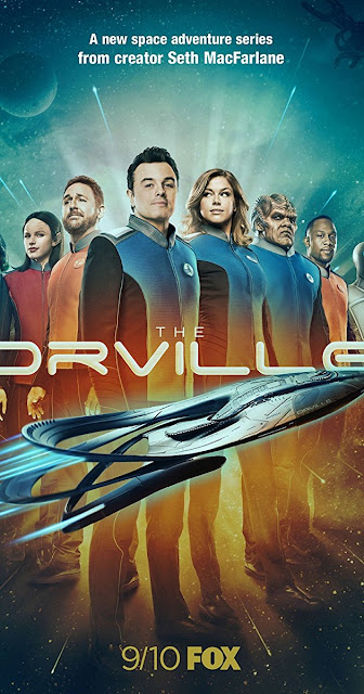 The Orville (2017-) ταινιες online seires xrysoi greek subs