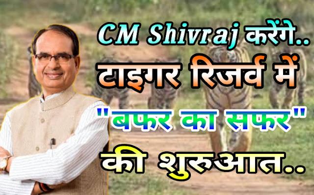 CM-Shivraj-will-start-the-journey-of-buffer-in-Tiger-Reserve