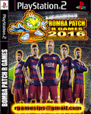 Download - BOMBA PATCH R GAMES 2016 (PS2)