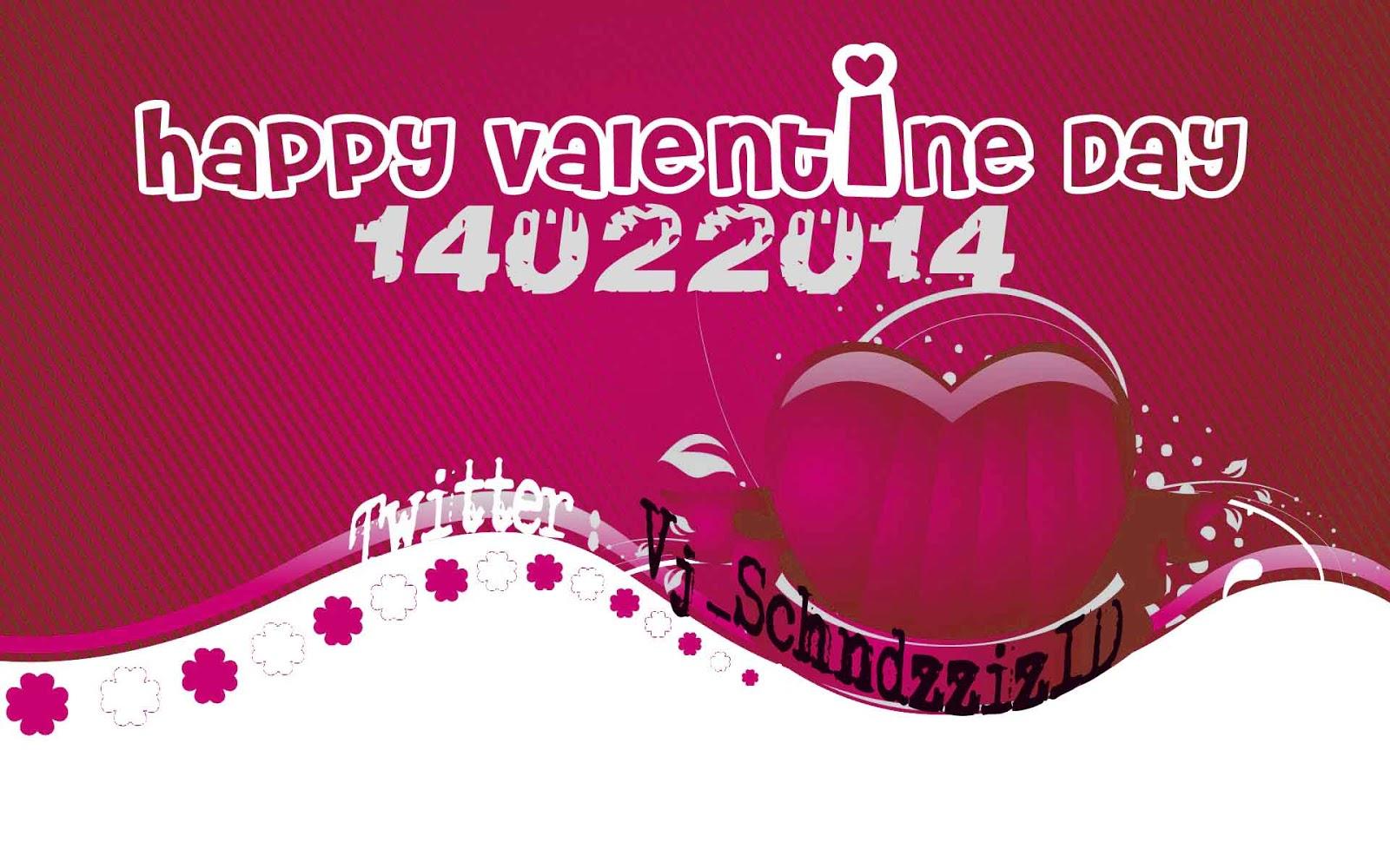Kartu Ucapan Selamat Hari Valentine Untuk Pacar
