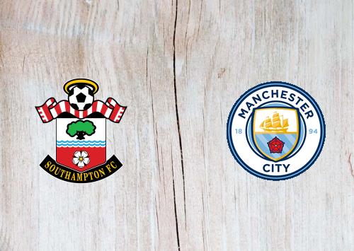 Southampton vs Manchester City -Highlights 05 July 2020