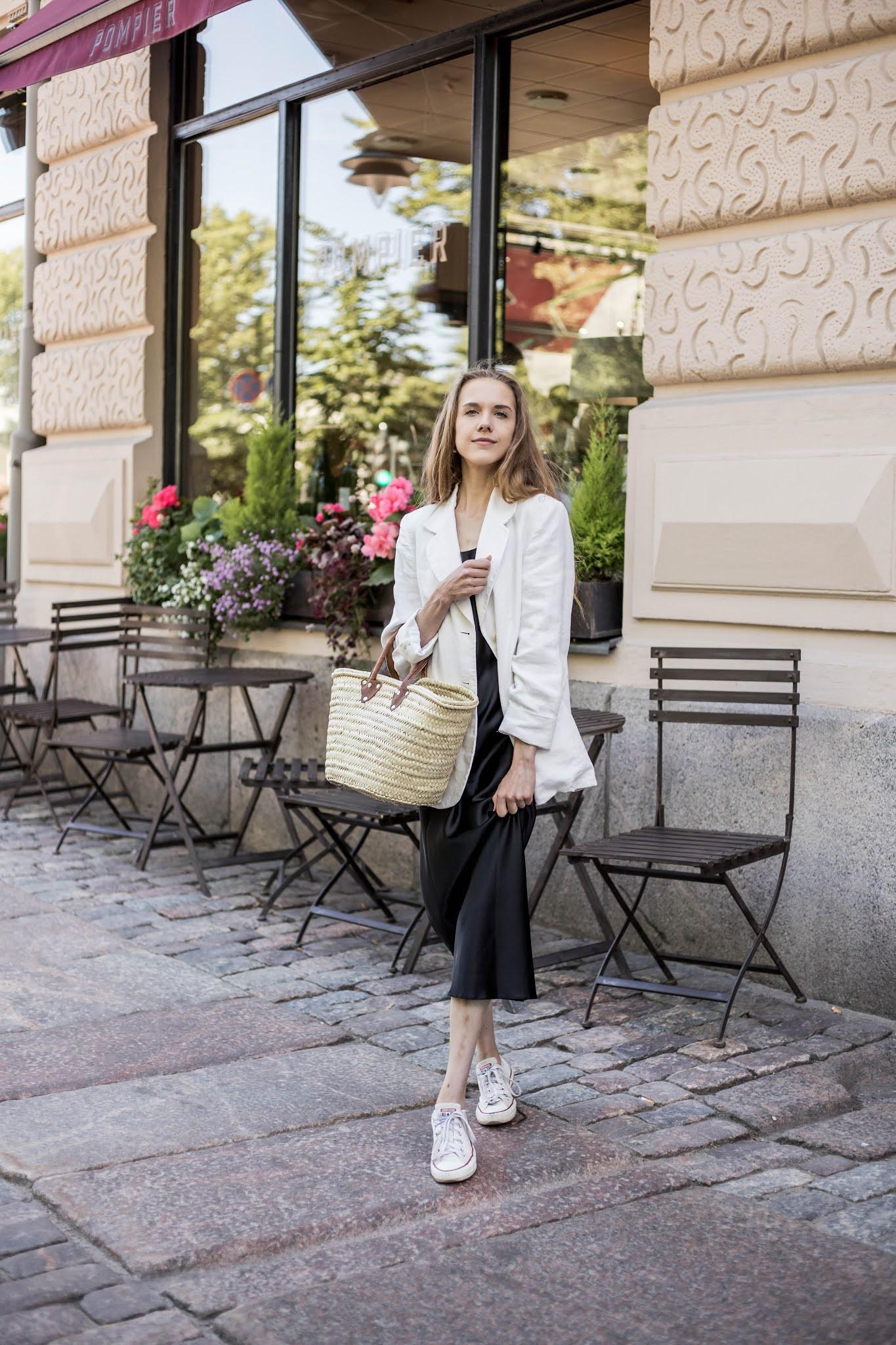 Kuinka pukeutua toimistolle kesällä // What to wear to the office in summer