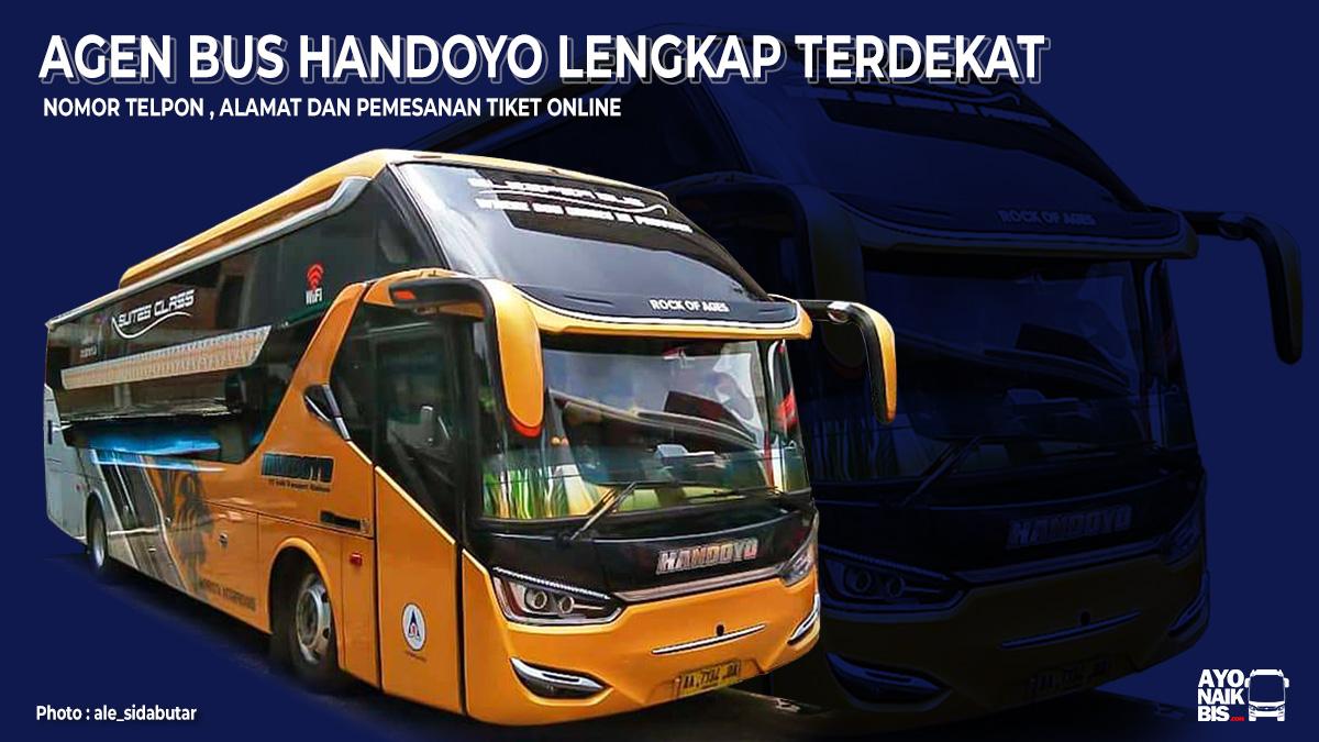 Agen Bus Handoyo Terdekat