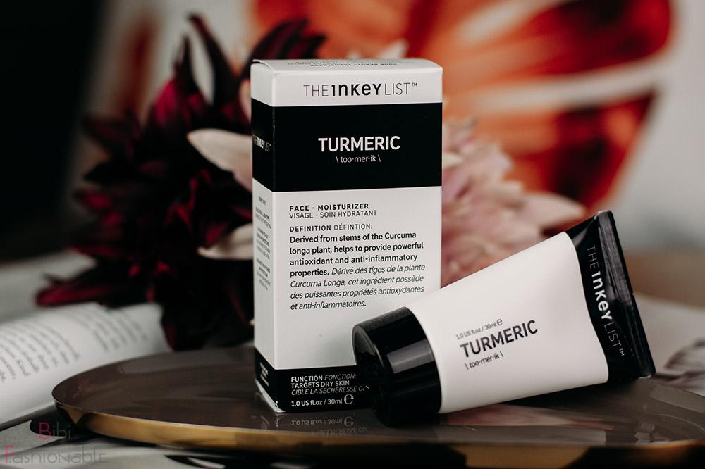 The Inkey List Turmeric Beschreibung