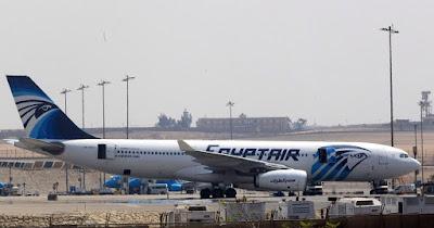 EgyptAir, repülőgép szerencsétlenség, Egyiptom, MS804