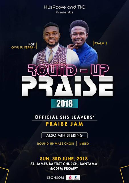 ROUND UP PRAISE
