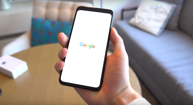 pixel 4 screen