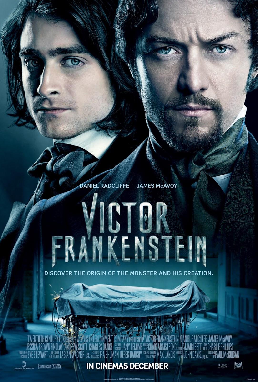 Victor Frankenstein 2015 Movies2games4u