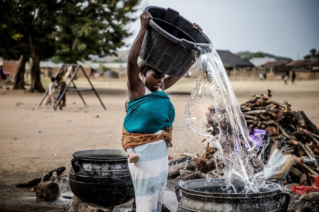 Collecting Water Is Often A Colossal Waste Of Time For Mothers!
