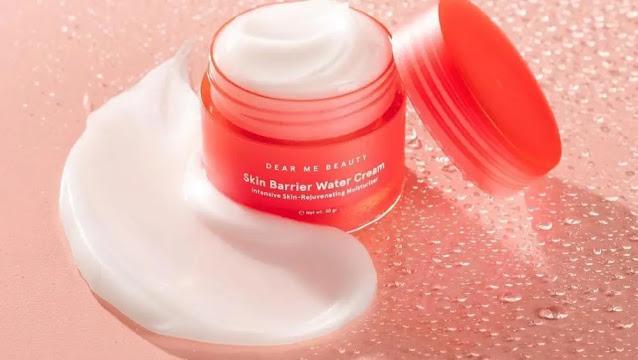 Dear Me Beauty Skin Barrier Water Cream SkinCarisma yang Penuh Pesona