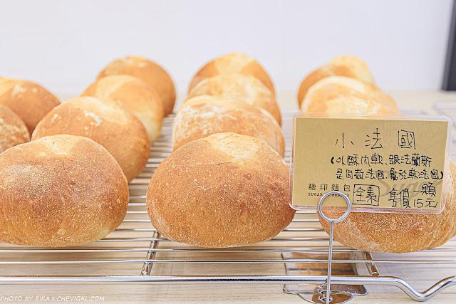 MG 7814 - 熱血採訪│台中麵包推薦,超夯生吐司、好吃小法國麵包,還有橫掃日本三大便利店的米蘭諾布丁!