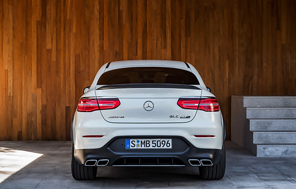 2018 Mercedes-Benz GLC 63 S 4MATIC+ New Models