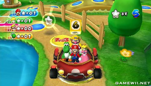Mario Party 8 - Download Game Nintendo Wii Free