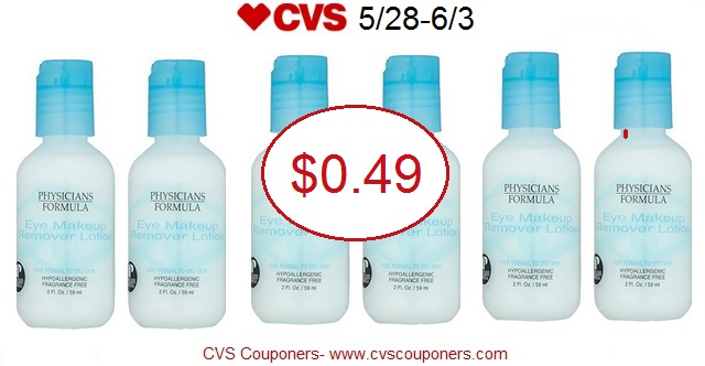 Cvs eye makeup remover