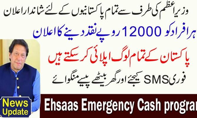 <b>Ehsaas Program Registration 8171 PM Ehsaas How to Apply online </b>