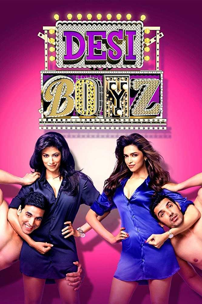 Desi Boyz 2011 Full Hindi Movie Download BRRip 720p