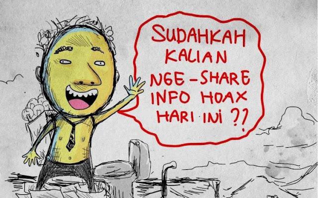 Menghindari Berita Hoax