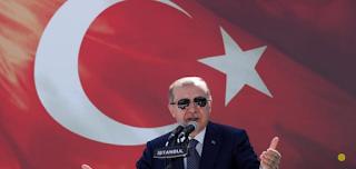 Erdoğan Zafer Bayramı düşmanlarımızı yeneceğiz