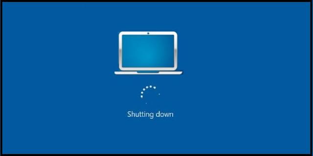 Berbagai Macam Cara Mematikan (Shut down) Laptop Atau Komputer Dengan Tombol Keyboard, cara mematikan laptop dengan tombol, cara mematikan komputer dengan tombol, cara mematik laptop dengan tombol keyboard, cara mematikan laptop