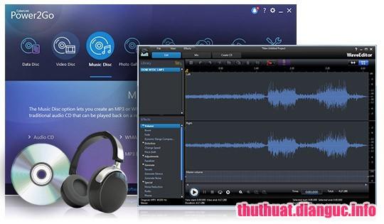 Download CyberLink Power2Go Platinum 12.0.1024.0 Full Cr@ck