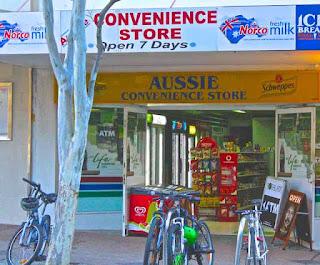 Aussie Convenience Store
