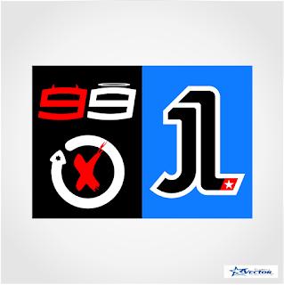 Lorenzo 99 Logo Vector cdr