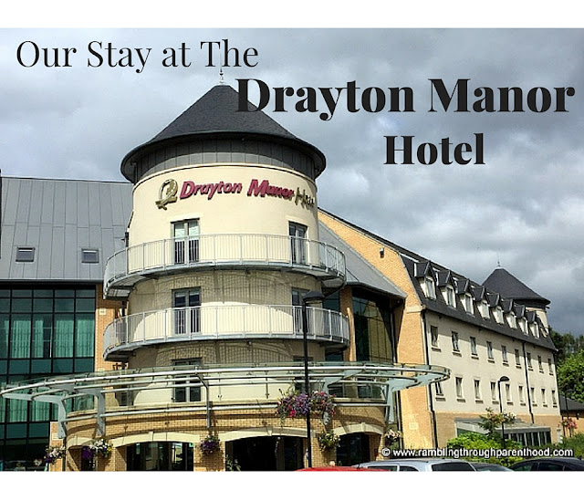 Our Stay at The Drayton Manor Hotel