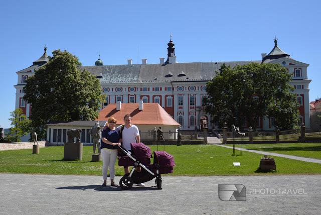 Czeskie miasto partnerskie Nowej Rudy - Broumov - co warto zobaczyć w Broumovie?